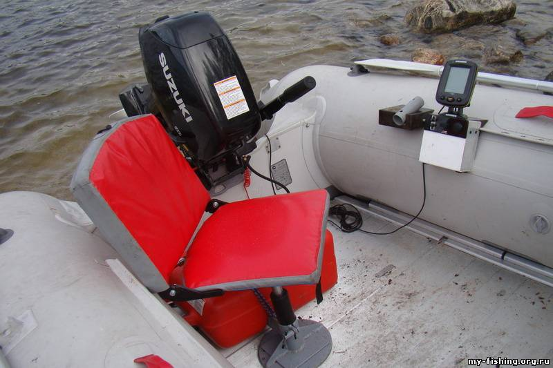 столик под эхолот на пвх лодку