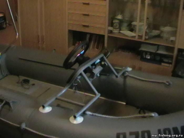Киль для надувной лодки своими руками фото 484