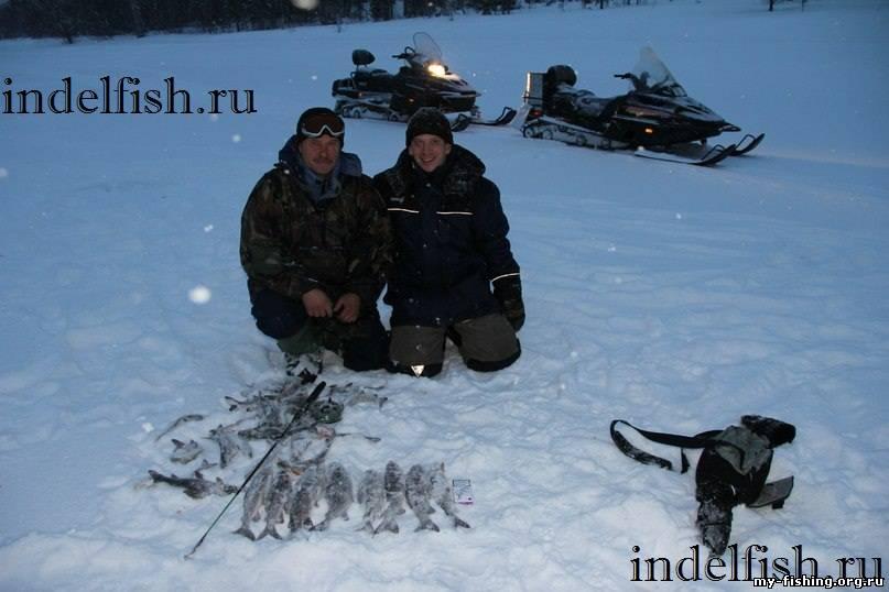 способы рыбалки на озере