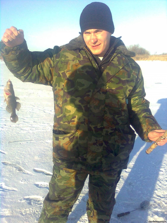 рыбалка на ратанов