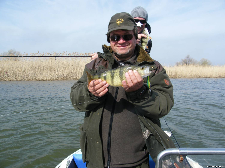 зеленга база рыболовная