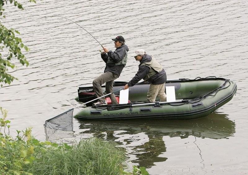 можно ли плавать на пвх лодке по волге