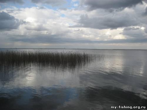 Озеро Большой Кункуль
