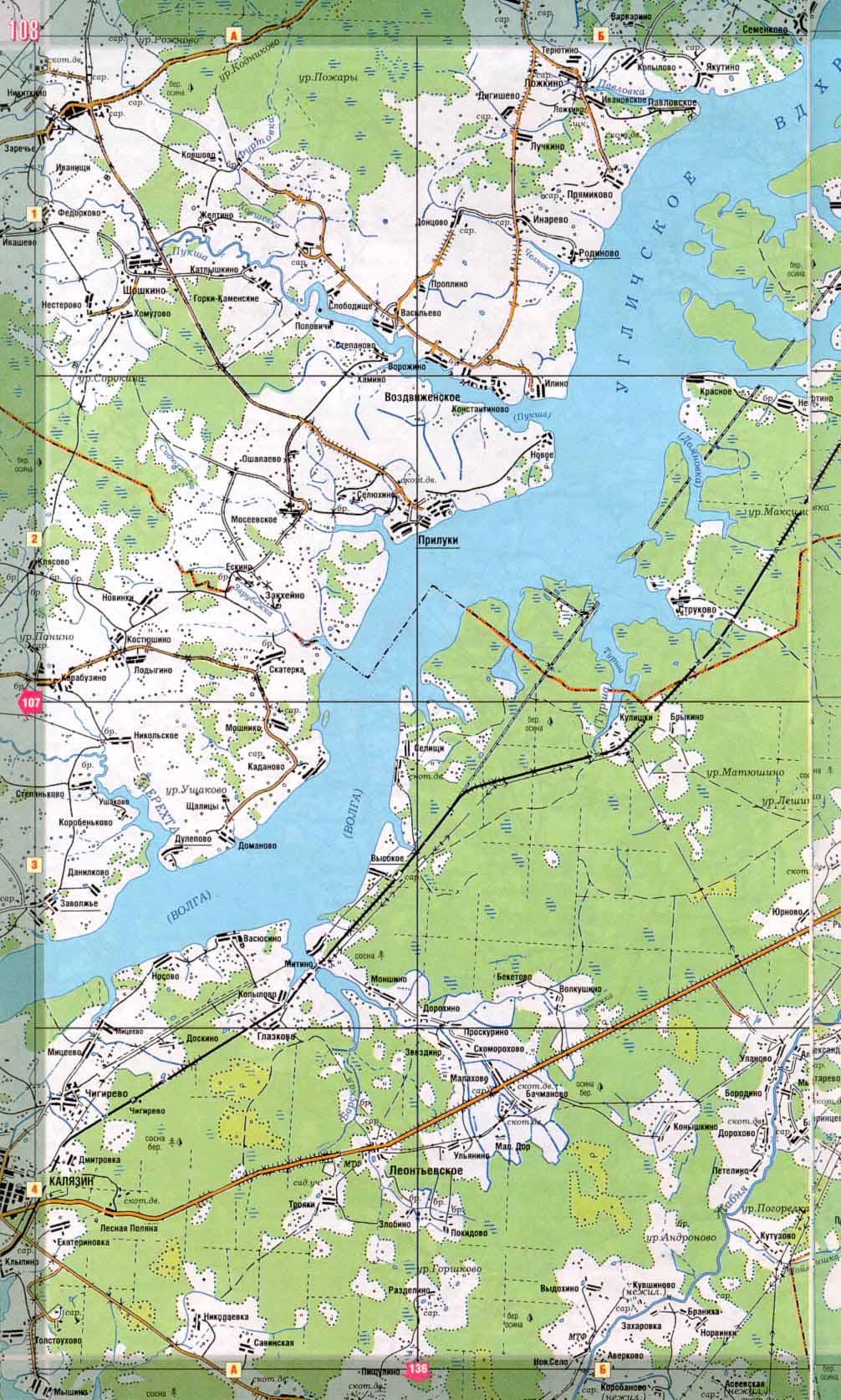 Карта Волго-ахтубинской Поймы Для Рыбака