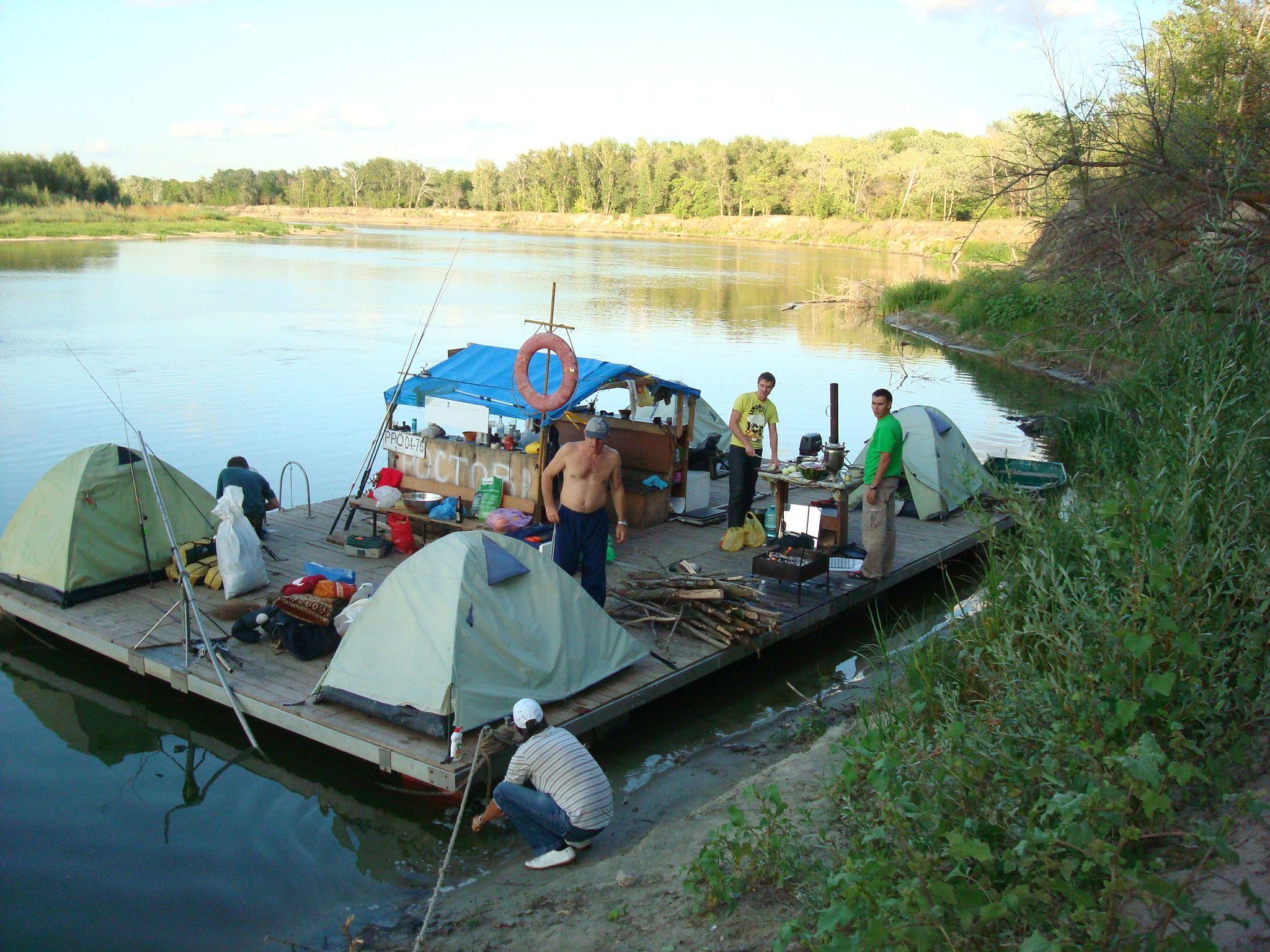 база рыбака костромская