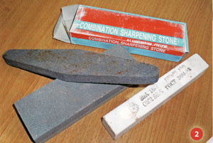 Ледобур. Заточка ножей. Фото 2