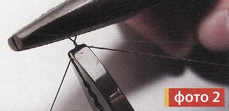 поводки из гитарной струны